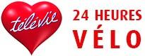 24 heures de vélo Télévie Logo