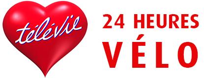 24 heures de vélo Télévie Retina Logo
