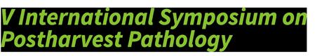 Postharvest Pathology 2019 Logo