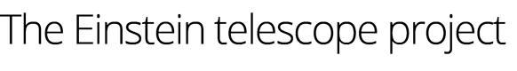 Téléscope Einstein Logo